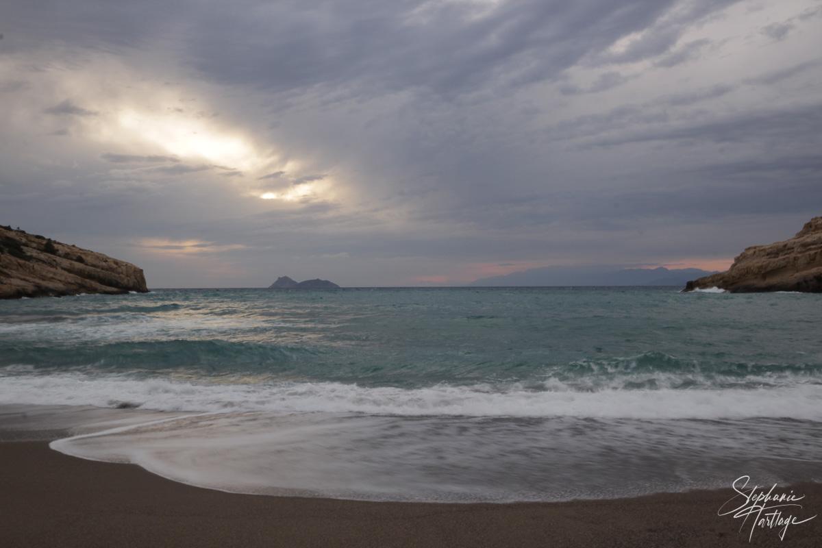 Kreta - Langzeitbelichtung