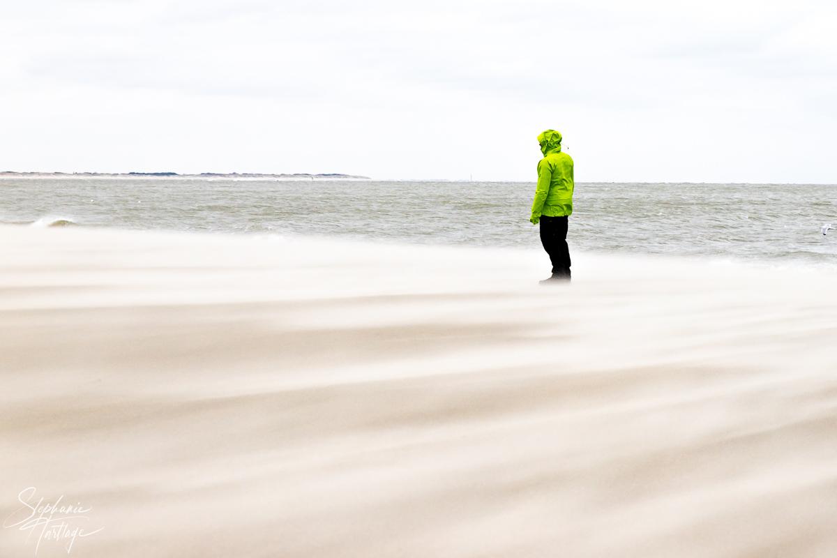 Langeoog - Sandstum